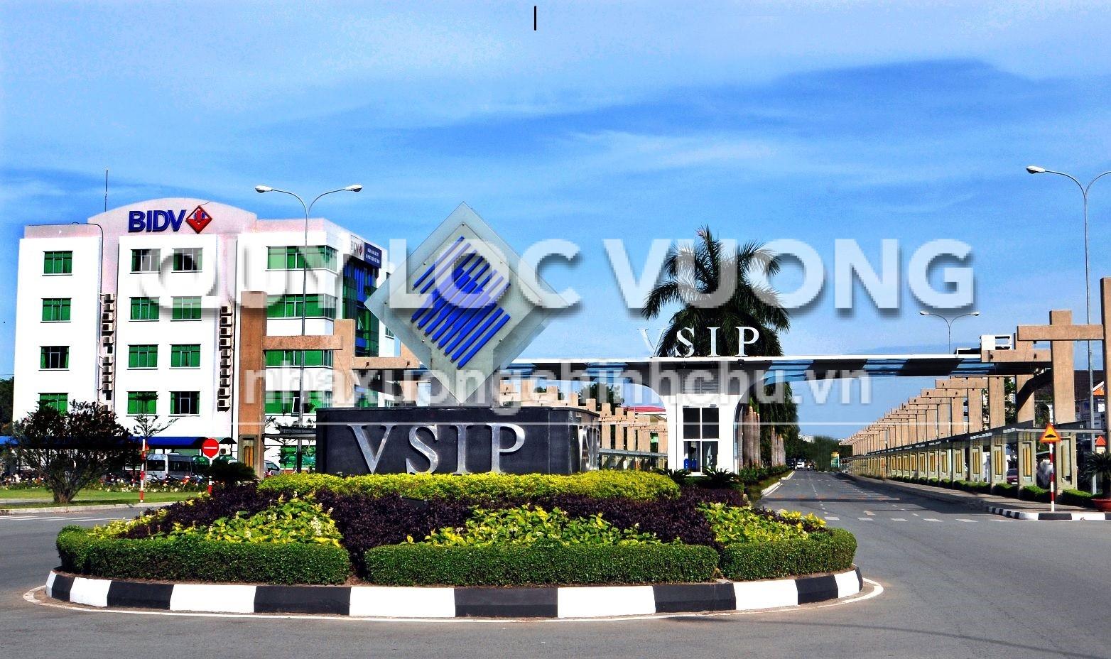 khu công nghiệp VSIP I