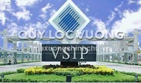 khu công nghiệp VSIP II - A