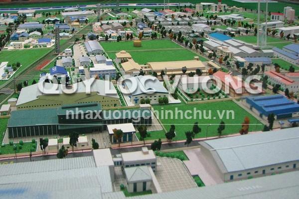 Cụm công nghiệp VLXD Tân An