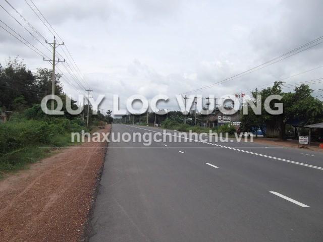 cho thuê bãi đậu xe Thuận An