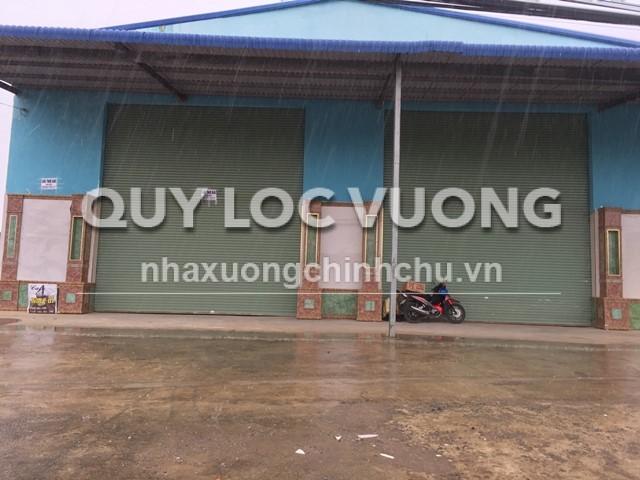 cho thuê mặt bằng mặt tiền DT743 Tân Uyên