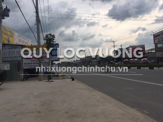 mặt bằng cho thuê phường Uyên Hưng
