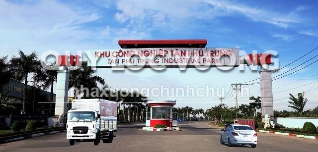 Khu công nghiệp Tân Phú Trung