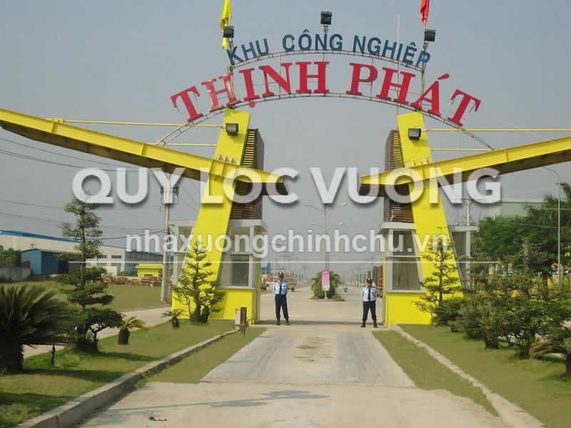 Khu công nghiệp Thịnh Phát