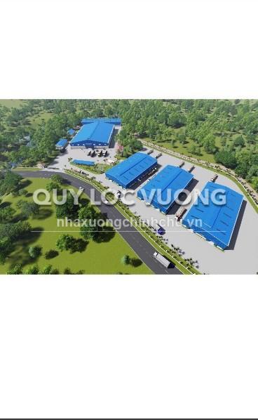 Bán đất và nhà xưởng mặt tiền đường DT750 huyện Phú Giáo diện tích 37.000 m2