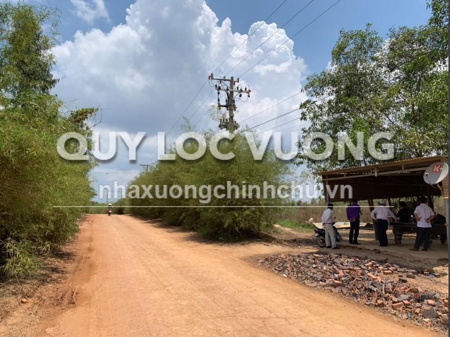 Bán đất xây dựng nhà xưởng tại xã Xuân Hưng huyện Xuân Lộc diện tích 43.000m2