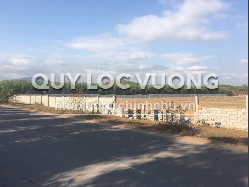 Bán đất xây xưởng huyện Xuân Lộc tỉnh Đồng Nai diện tích 20ha