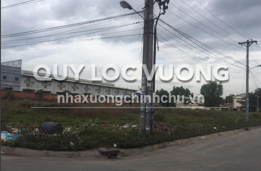 Bán đất xây xưởng tại thị xã Tân Uyên tỉnh Bình Dương diện tích 6.600m2