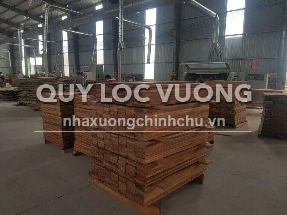 Bán xưởng sản xuất gỗ có lò sấy tại xã Tân Hiệp huyện Tân Uyên Bình Dương diện tích 40.000m2