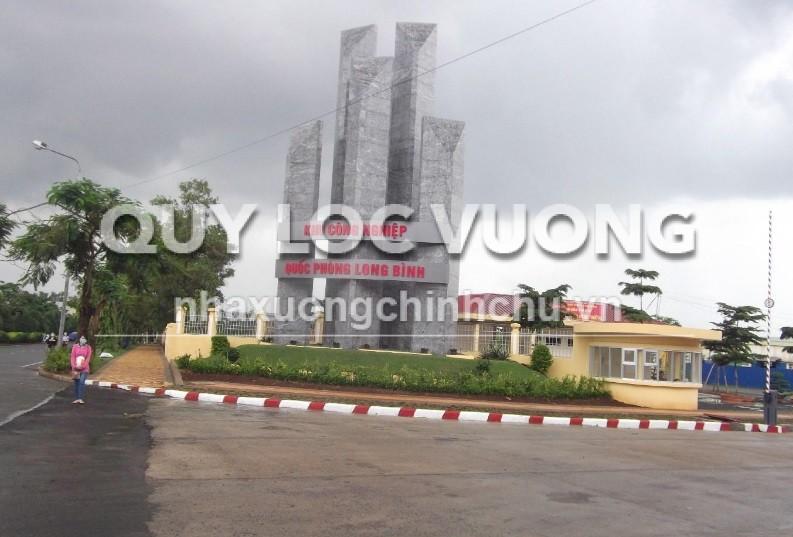 Cho thuê sân bãi trong KCN Long Bình thành phố Biên Hòa, tỉnh Đồng Nai