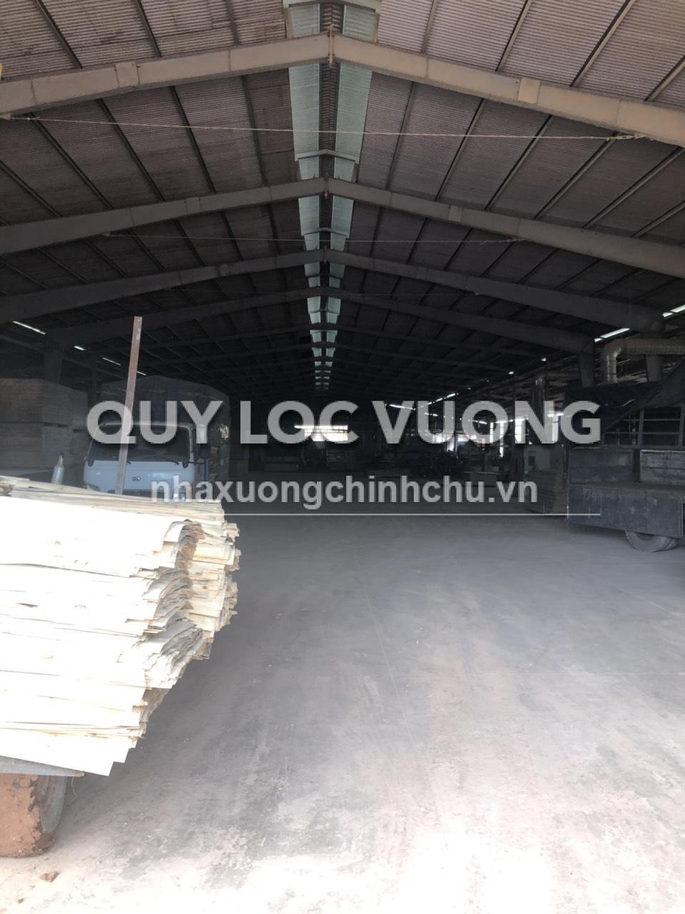 Bán nhà xưởng tại xã Tân An huyện Vĩnh Cửu, Đồng Nai