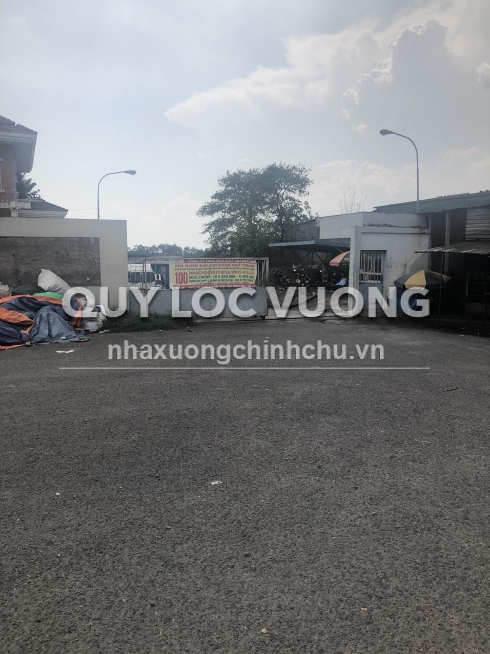 Bán xưởng mặt tiền quốc lộ 51 thành phố Biên Hòa, Đồng Nai