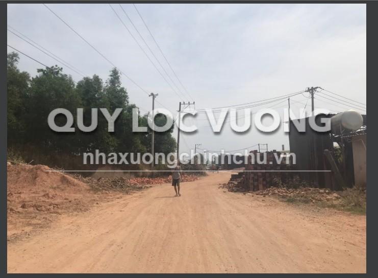 Bán 13.000m2 đất tại xã Long Nguyên huyện Bàu Bàng