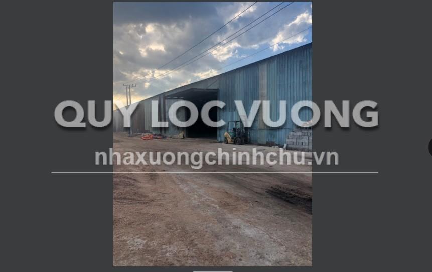 Bán xưởng sản xuất tại huyện Phú Giáo diện tích 20.000m2, Bình Dương