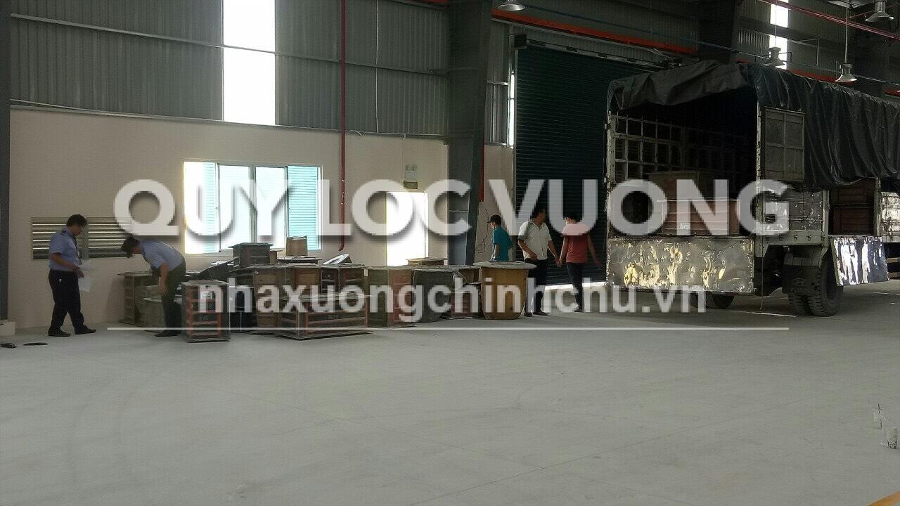 Cho thuê nhà xưởng trong KCN Nhơn Trạch Đồng Nai, diện tích 29.000m2