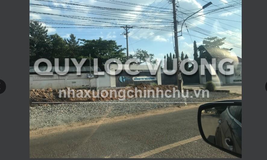 Bán 13.500m2 đất xây xưởng đã chuyển đổi SKC ở Tân Hiệp, Tân Uyên, Bình Dương