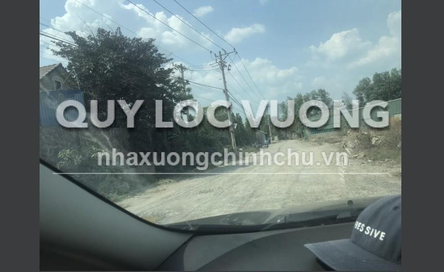 Bán xưởng 20.000m2 tại xã Thiện Tân huyện Vĩnh Cửu, Đồng Nai