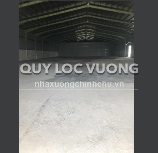 Bán xưởng khuôn viên 5.000m2 trong KCN Tân Hạnh, Biên Hòa, Đồng Nai