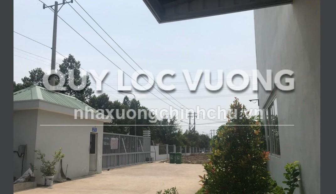 Bán xưởng khuôn viên 11.000m2 trong KCN Giang Điền Trảng Bom, Đồng Nai