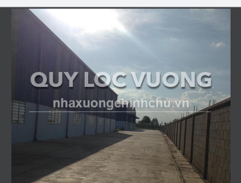 Bán xưởng khuôn viên 20.000m2 đường Võ Nguyên Giáp huyện Trảng Bom, Đồng Nai