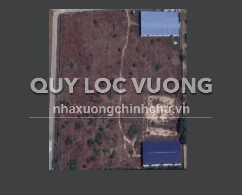 Bán xưởng khuôn viên 51.000 m2 trong KCN Lộc An Bình Sơn, Đồng Nai