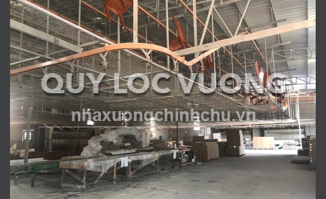 Bán xưởng khuôn viên 7.800m2 tại phường Tân Hiệp Tân Uyên, Bình Dương