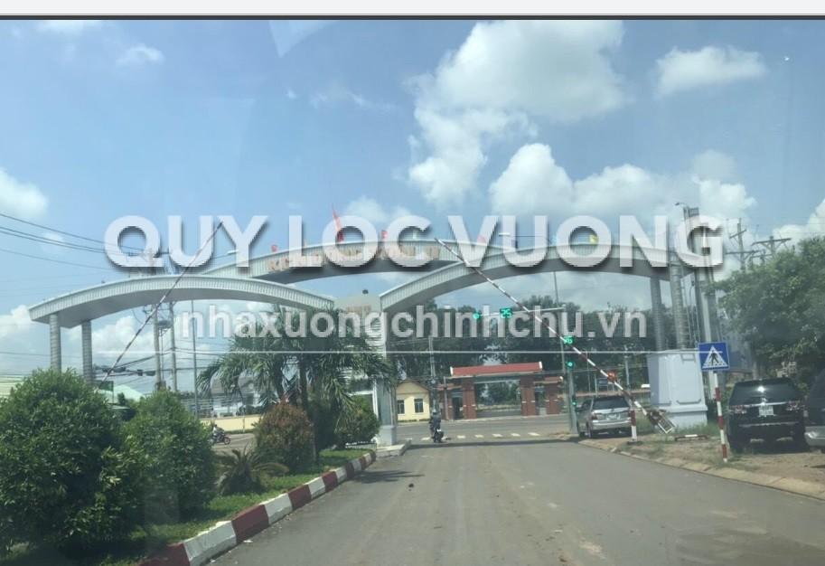 Cho thuê xưởng khuôn viên 100.000m2 KCN Đồng Xoài Bình Phước