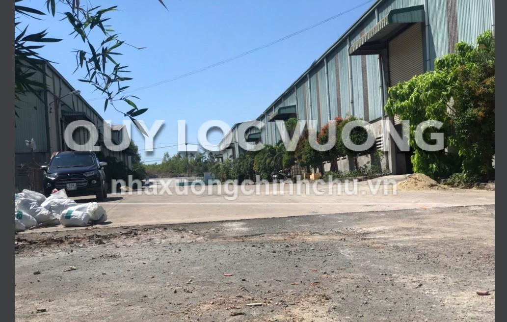 Cho thuê xưởng khuôn viên 30.000 m2 trong CCN Dốc 47 Biên Hòa, Đồng Nai