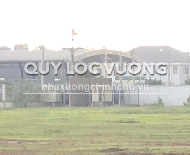 Bán đất trống 40.000m2 trong KCN Sóng Thần 3, Tân Vĩnh Hiệp,Tân Uyên, BD