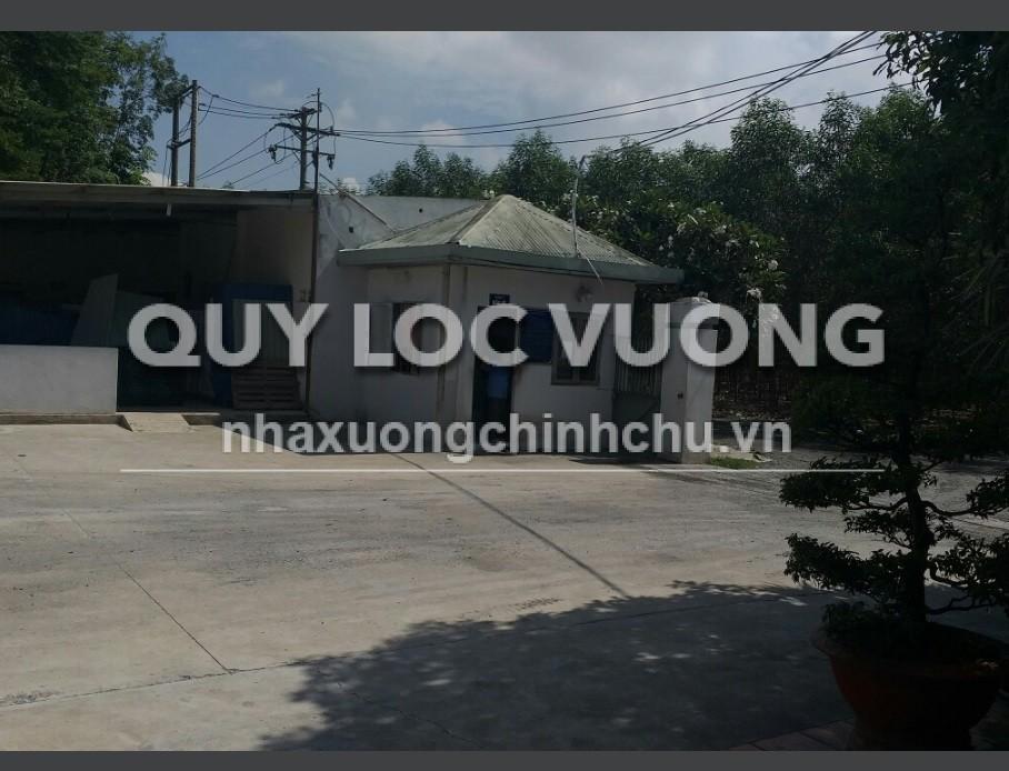 Bán xưởng khuôn viên 9.000m2 tại xã Bình Minh huyện Trảng Bom, Đồng Nai