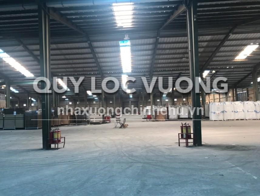 Cho thuê kho xưởng khuôn viên 30.000m2 trong KCN Sóng Thần 1, Dĩ An, BD