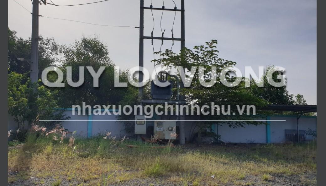 Cho thuê xưởng 5.000m2 gần KDL Vườn Xoài thành phố Biên Hòa, Đồng Nai