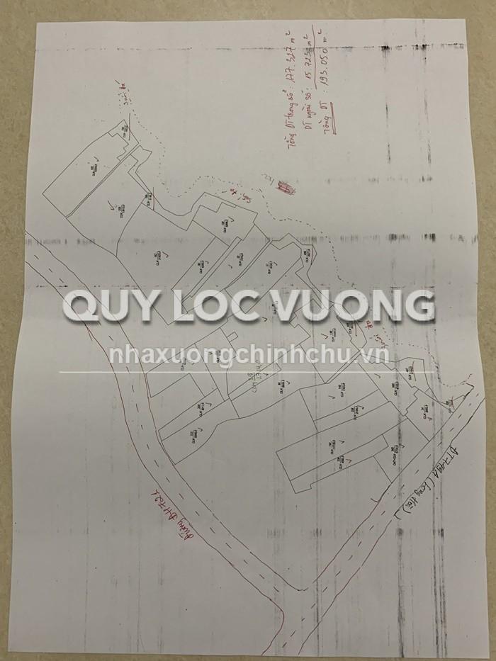 Bán 200.000m2 đất CLN tại xã Long Hòa huyện Dầu Tiếng, Bình Dương