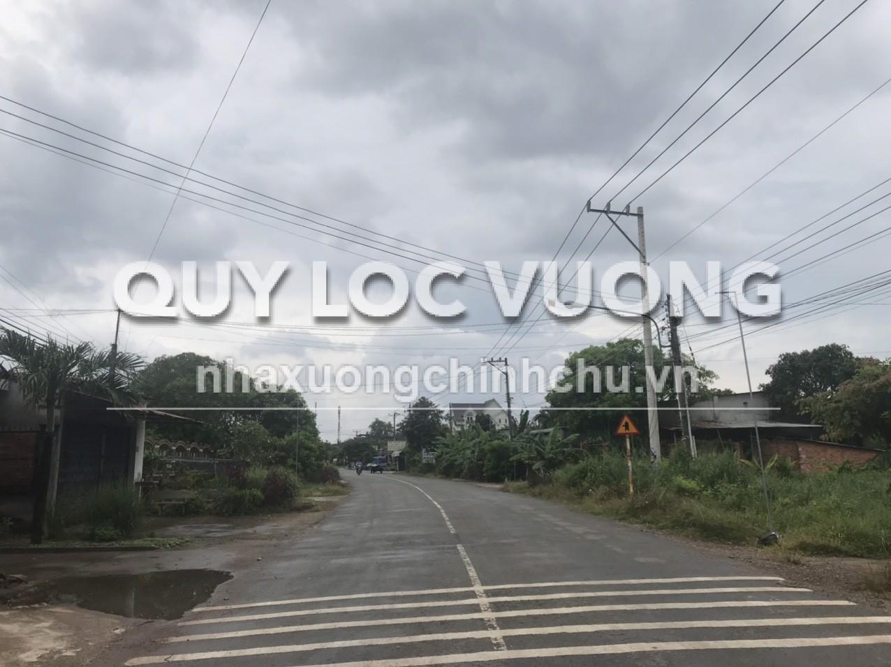 Bán đất CLN diện tích 12.707m2 tại xã Tân Hiệp huyện Phú Giáo, Bình Dương