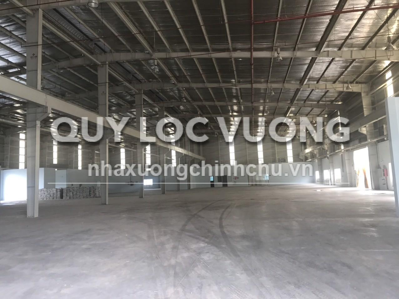 Bán xưởng 12.000m2 trong KCN VSIP 2 mở rộng xã Vĩnh Tân Tân Uyên, BD thuật đầy đủ, giao thông thuận tiện