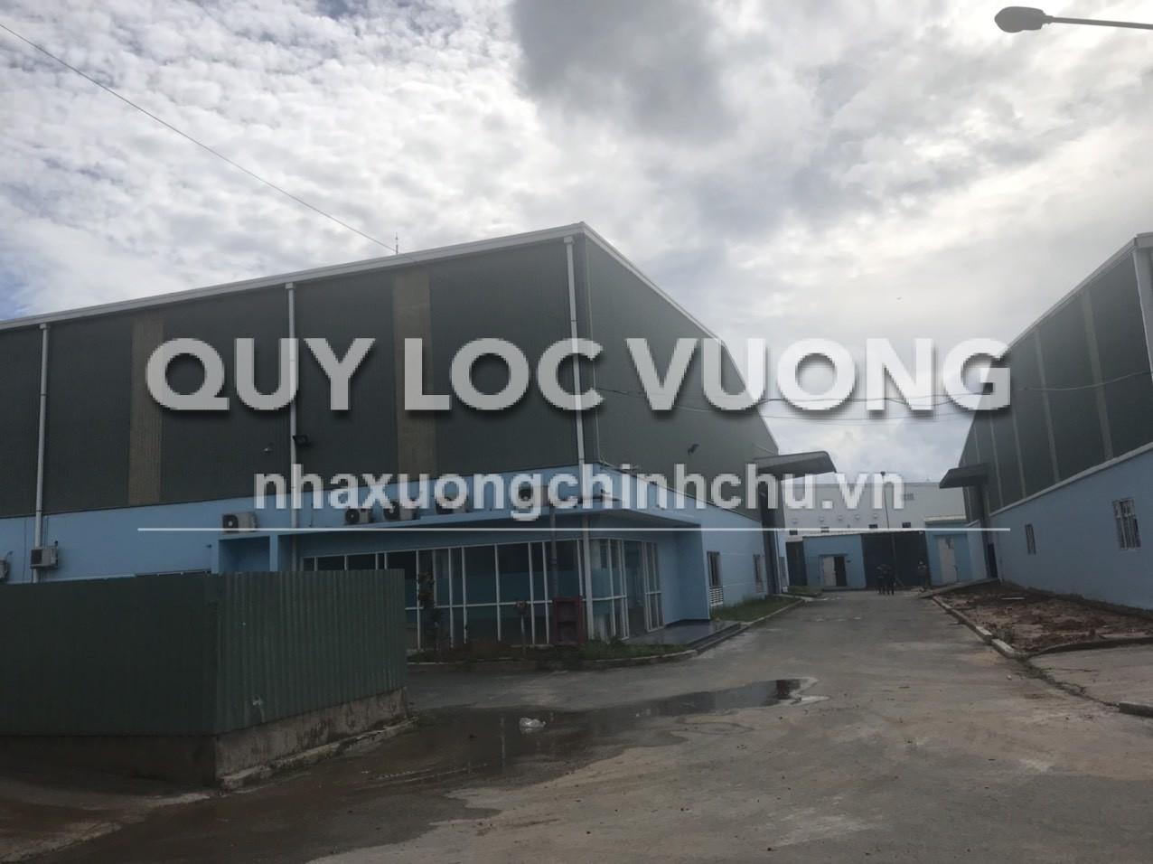Bán xưởng 12.000m2 trong KCN VSIP 2 mở rộng xã Vĩnh Tân Tân Uyên, BD
