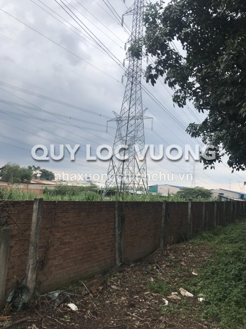 Cho thuê đất rộng 21.900m2 tại mặt đường DT747B phố Uyên Hưng, Tân Uyên, BD