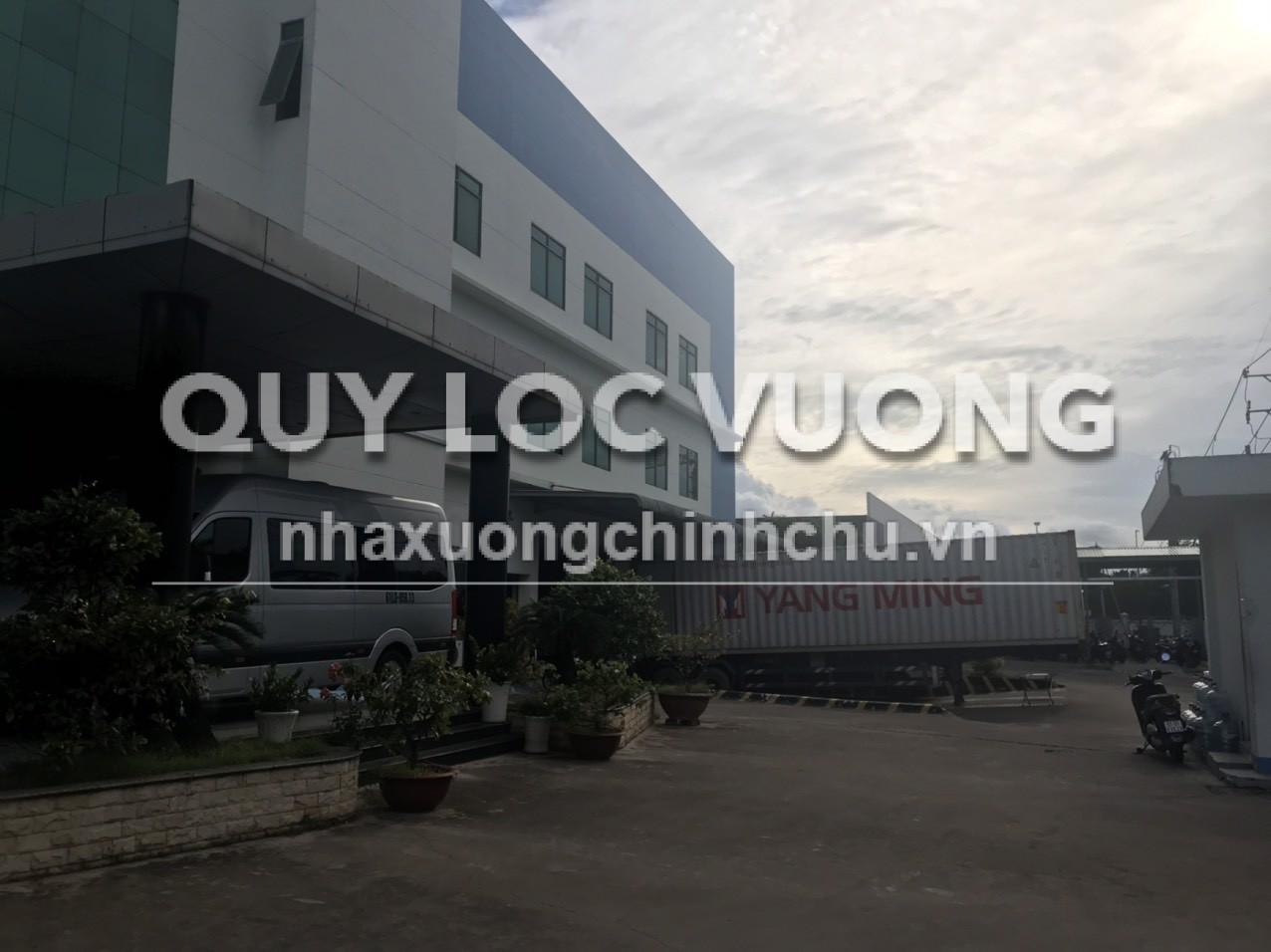 Cho thuê xưởng may mặc 6.000m2 trong KCN VSIP 1 Bình Dương