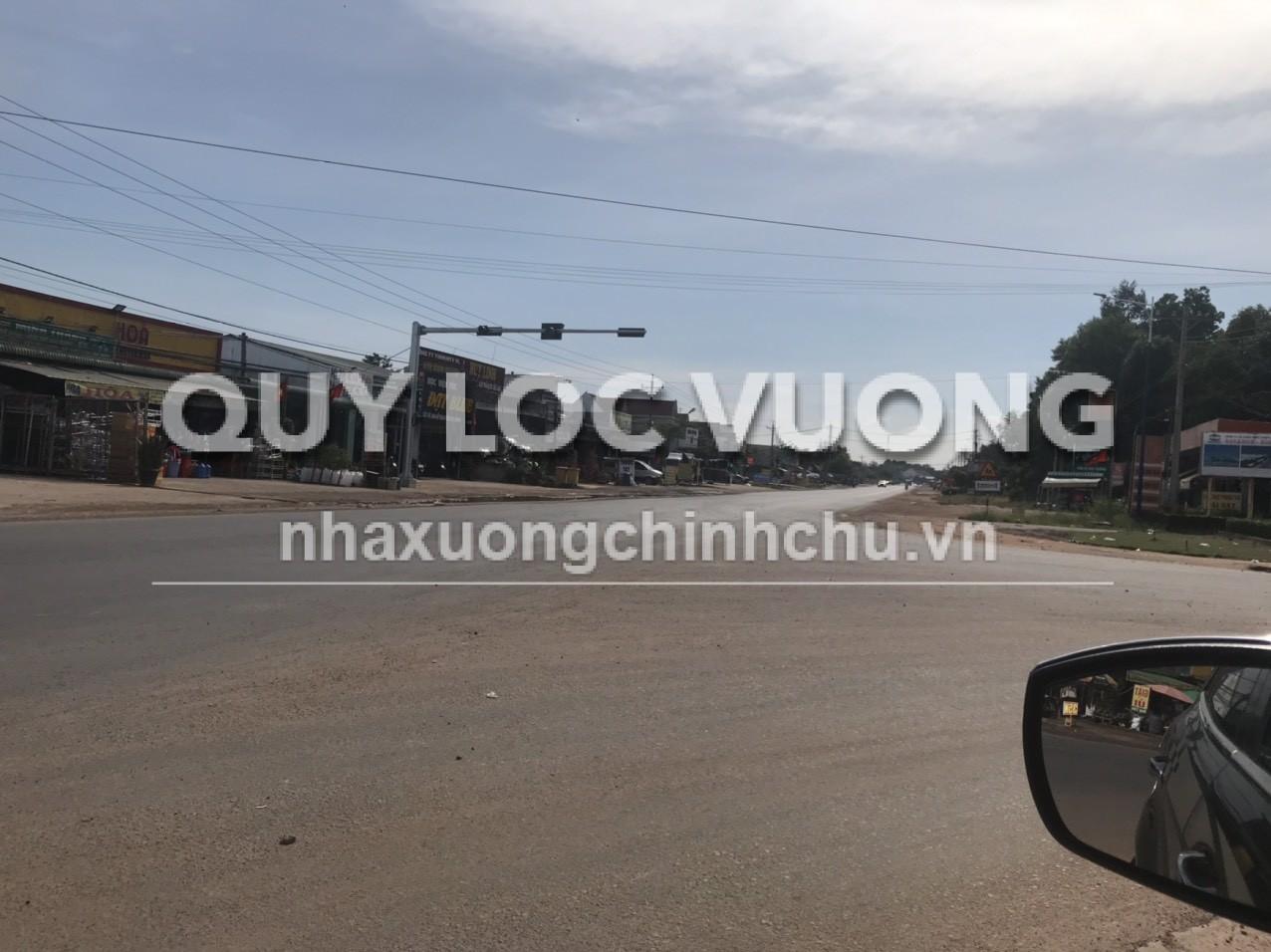 Bán đất trống trong KCN và đô Thị Becamex - Bình Phước huyện Chơn Thành