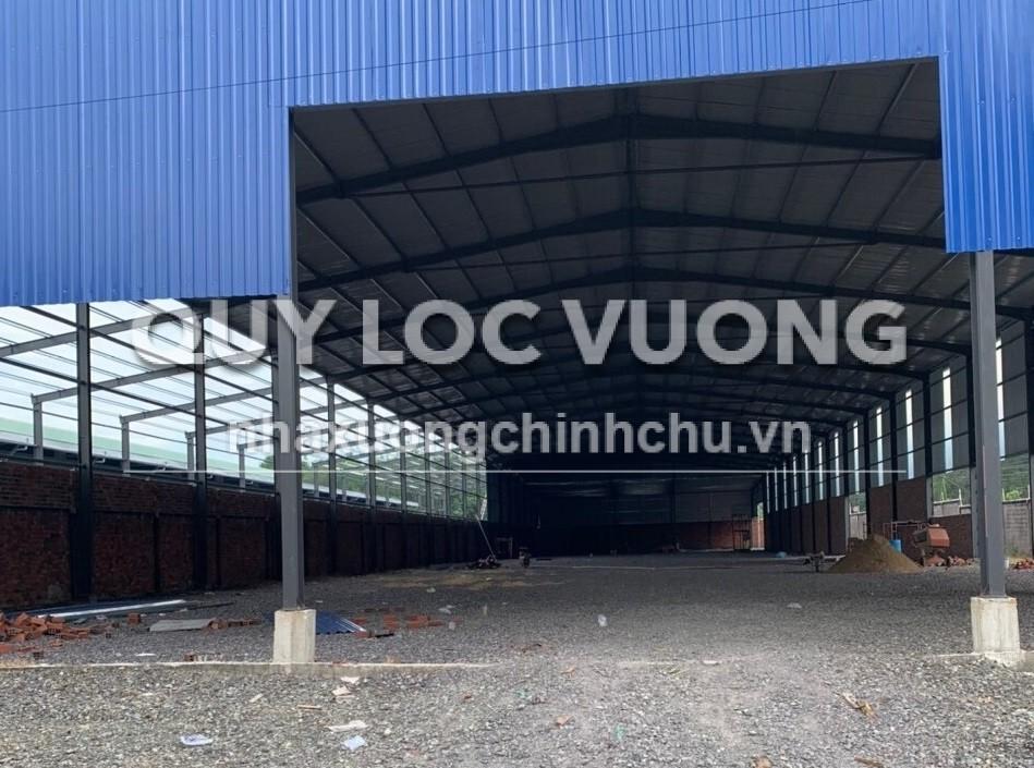 Cho thuê 4 nhà xưởng sản xuất gần sân bay Long Thành Đồng Nai giá rẻ