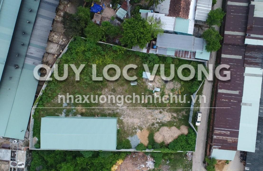 Cho thuê đất trống làm bãi đậu xe gần đường Mỹ Phước Tân Vạn-Thuận An