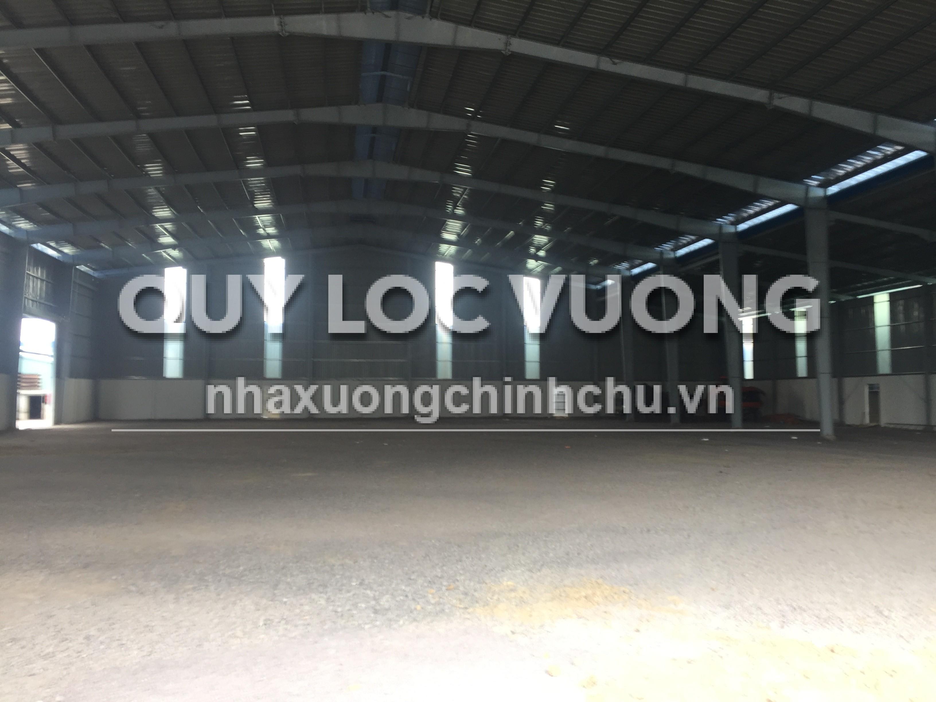 Cho thuê xưởng gần cầu Bình Cơ xã Bình Mỹ huyện Bắc Tân Uyên, 8.000m2