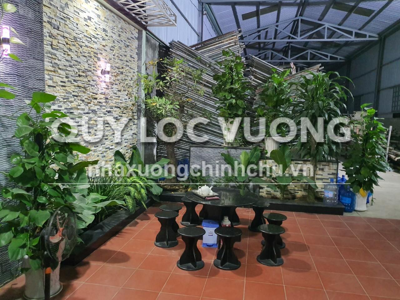 Cho thuê xưởng mặt tiền QL51 xã An Phước huyện Long Thành Đồng Nai