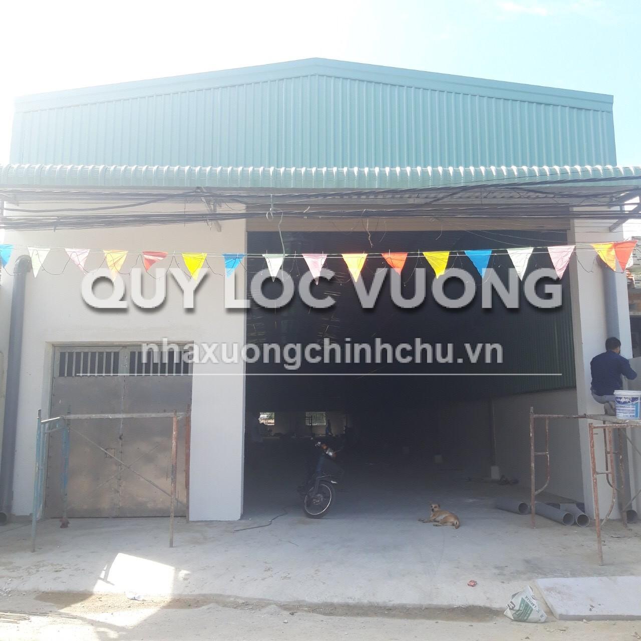 Cho thuê xưởng phường Tân Biên thành phố Biên Hòa Đồng Nai rộng 600m2