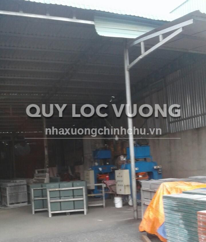 Cho thuê xưởng trên QL51 phường Tam Phước thành phố Biên Hòa, 1.100m2