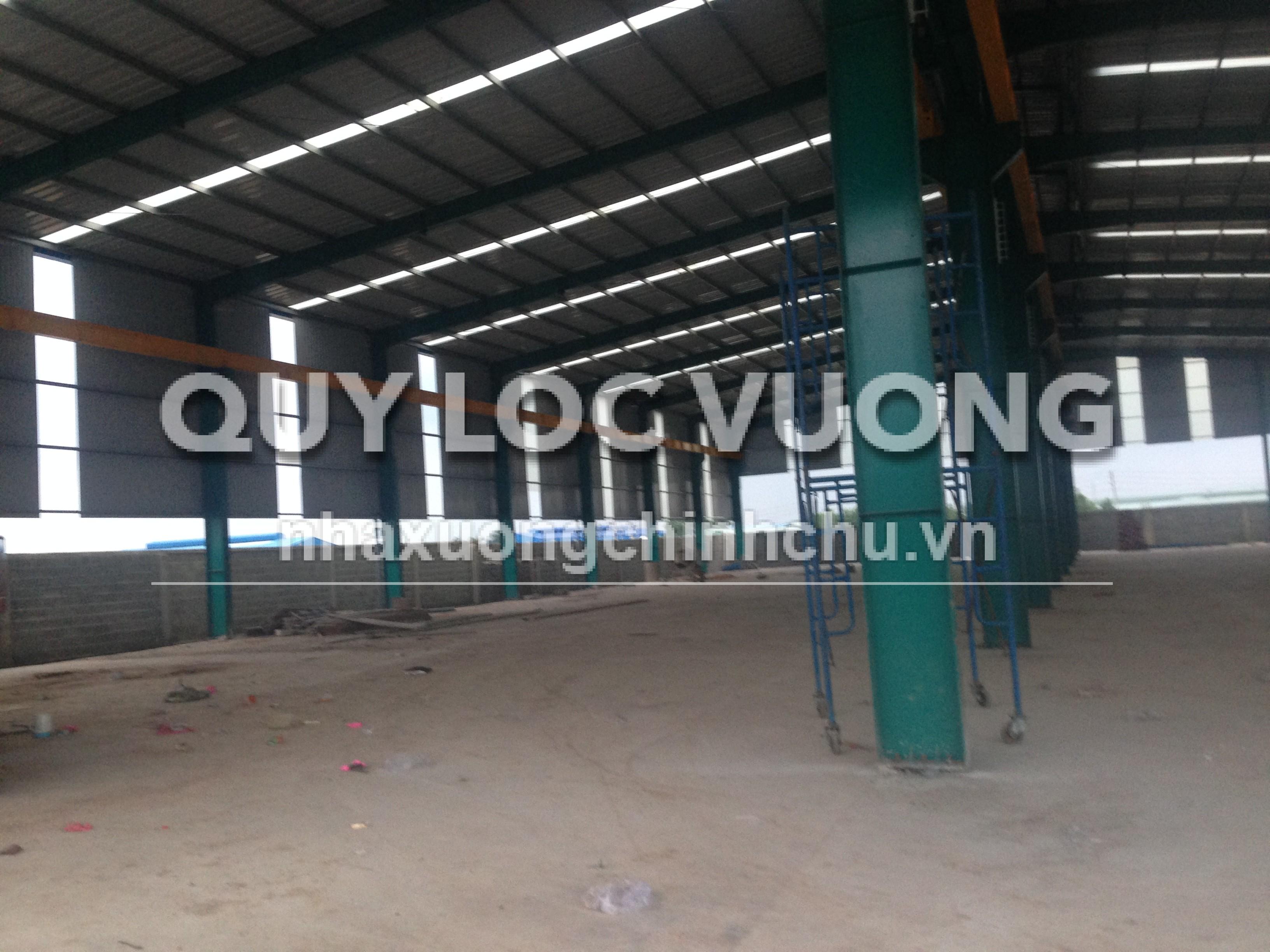 Bán hoặc cho thuê 3 xưởng ở khu phố Ông Đông phường Tân Hiệp Tân Uyên
