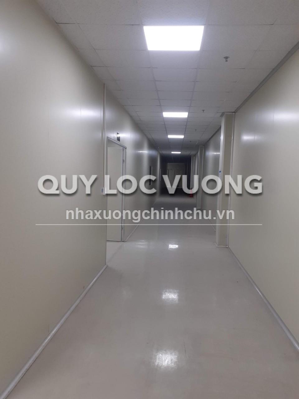 Cho thuê nhà xưởng 1.700m2 trong KCN Tam Phước Biên Hòa Đồng Nai