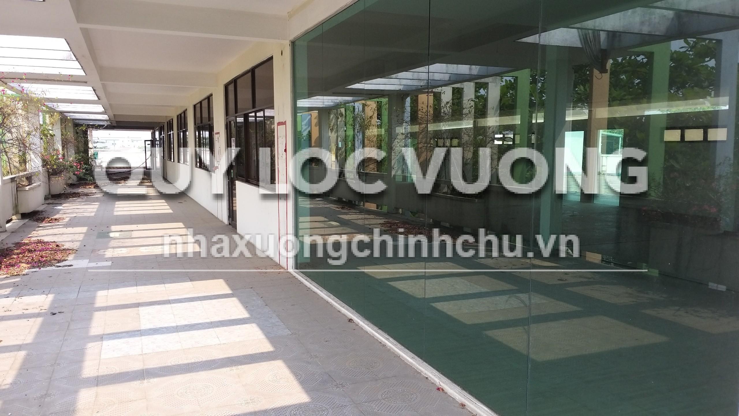 Cho thuê xưởng may mặc 13.500m2 ở quốc lộ 1A phường An Phú Đông Quận 12