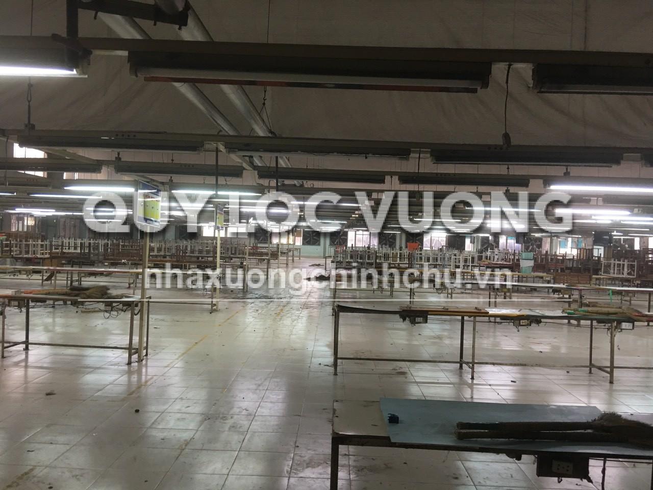 Cho thuê xưởng sản xuất và kho 2.020m2 trong KCN Biên Hòa 1 Đồng Nai