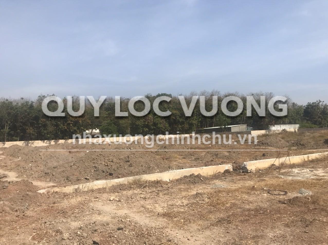 Bán đất trồng cây lâu năm 13.900m2 ở xã Tân Long Phú Giáo Bình Dương
